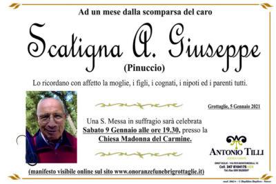 Scatigna Giuseppe trigesimo