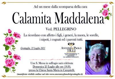 Calamita Maddalena Trigesimo