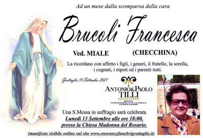 Brucoli Francesca Trigesimo
