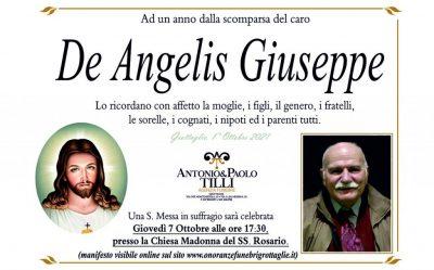 Anniversario De Angelis